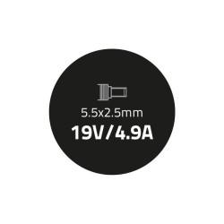 "Tablet Samsung Galaxy Tab A7 T500 (2020) 10.4"" 3GB/32GB/WiFi/Android10 srebrny"