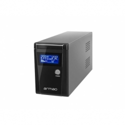 Zasilacz awaryjny UPS Armac Office 650E LCD Line-Interactive 2x230V PL