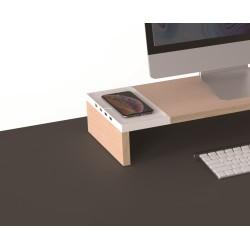 """Czajnik elektryczny Esperanza """"Iguazu"""" 1,7L biało/zielony"""
