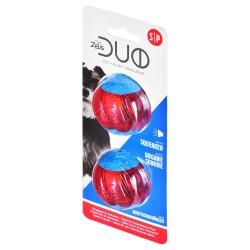 Wkład do mopa płaskiego Greenblue GB851 wzmocnione włókna, pasuje do MaxiClean GB850 microfibra HQ, szary