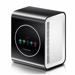Oczyszczacz powietrza Esperanza Breeze EHP001 czarno-biały