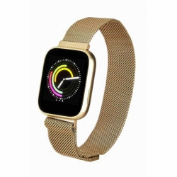Smartwatch Garett Women Eva złoty, stalowy