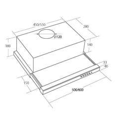Komputer ADAX DRACO EXTREME WXHC10500 C5 10500/B460/16GB/SSD512GB/GTX1660S-6GB/W10Hx64