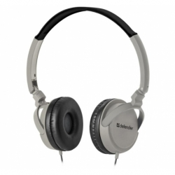 Słuchawki z mikrofonem Defender ACCORD 160 4-pin szare