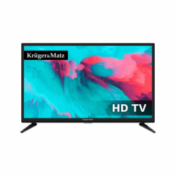 "Telewizor KrugerandMatz KM0224 24"" HD DVB-T2 230/12V"