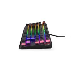 """Mikrofon na statywie Esperanza EH180 """"Sing"""" do PC i notebooka"""