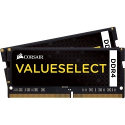 Pamięć DDR4 SODIMM Corsair Valueselect 32GB (2x16GB) 2133MHz CL15 1,2V