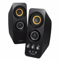 Głośniki bezprzewodowe Bluetooth Creative T30 Wireless 2.0 NFC czarne
