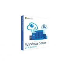 Oprogramowanie Windows Server Standard 2016 English 64bit 5CAL BOX