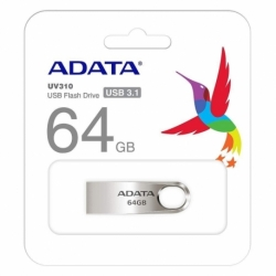 Pendrive ADATA UV310 64GB USB 3.1 metal