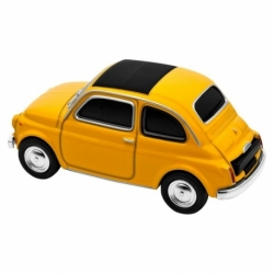 Pendrive Genie Fiat 500 16GB Autodrive USB 2.0 Red