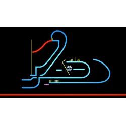 Pendrive Intenso 64GB ALU LINE ANTHRACITE USB 2.0