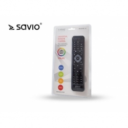 Pilot uniwersalny/zamiennik Savio RC-10 do TV Philips
