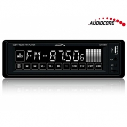 Radioodtwarzacz Audiocore AC9600W MP3/WMA/USB/SD RDS/Bluetooth handsfree + pilot