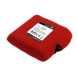 """Niania elektroniczna Overmax BABYLINE 5.1 2xkamera, ekran 2.4"""", zasięg 300m"""