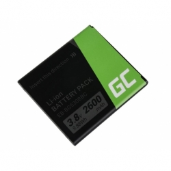 Bateria Green Cell do Samsung Galaxy Grand Prime, J5, J3, 2600mAh 3.8V