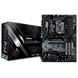 Płyta ASRock B360 PRO4 /B360/DDR4/SATA3/M.2/USB3.1/PCIe3.0/s.1151/ATX