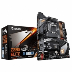 Płyta Gigabyte Z390 AORUS ELITE/Z390/DDR4/SATA3/M.2/USB3.1/PCIe3.0/s.1151/ATX