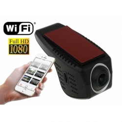 Wideorejestrator Media-Tech U-DRIVE WIFI MT4060
