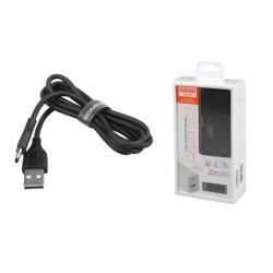 Samochód zdalnie sterowany RC UGO Monster czarno-czerwony