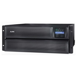 Zasilacz awaryjny UPS APC Smart-UPS X 3000 VA do szafy/wieża, LCD, 200–240V, z kartą sieciową