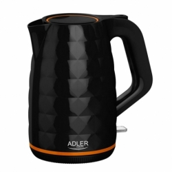 Czajnik elektryczny Adler AD 1277 black 1,7l