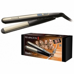 Prostownica do włosów Remington Sleek and Curl S6500