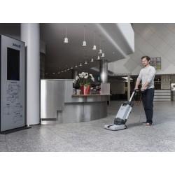 Lampa solarna GreenBlue GB167 wolnostojaca ogrodowa kula 30x30x63cm, kolorowy LED