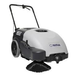 Kinkiet solarny z czujnikiem ruchu Maclean MCE118 B czarny
