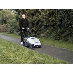 Lampa solarna Maclean MCE167 ścienna 4 SMD z czujnikiem ruchu  inox