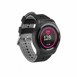Smartwatch Acme SW301 HR (z pulsometrem, GPS, altymetrem, barometrem i kolorowym wyświetlaczem)