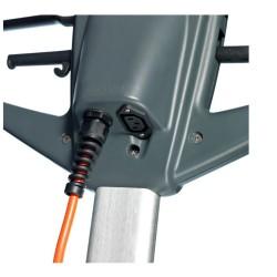 Smartwatch Acme SW201 HR (z pulsometrem i kolorowym wyświetlaczem)