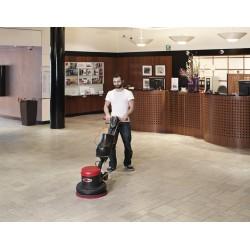 Smartwatch Garett iOne czarno-pomarańczowy