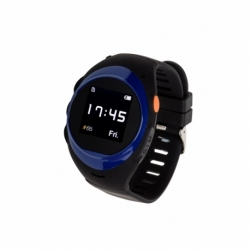 Smartwatch Garett GPS 2 czarno-niebieski