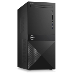 Komputer Dell Vostro 3670 MT i3-9100/4GB/1TB/UHD630/DVD-RW/10PR 3Y