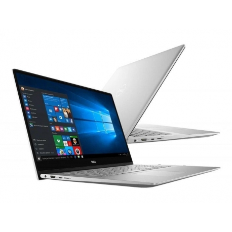 "Notebook Dell Inspiron 7791 17,3""FHD Touch/i7-10510U/16GB/SSD512GB/MX250-2GB/W10 Silver"