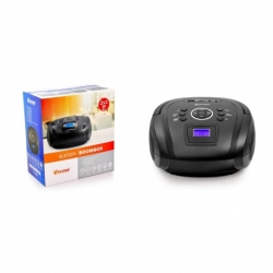 Radioodtwarzacz Bluetooth VAKOSS PF-6538K, czarny
